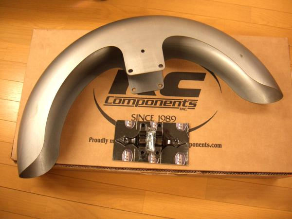 RC COMPONENTS・〜2013 ツーリング★21スチールフェンダー