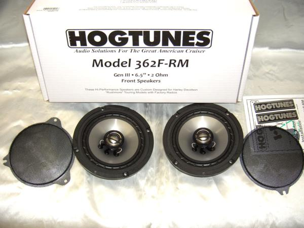 HOGTUNES・2014〜 ツーリング★フロントスピーカーキット