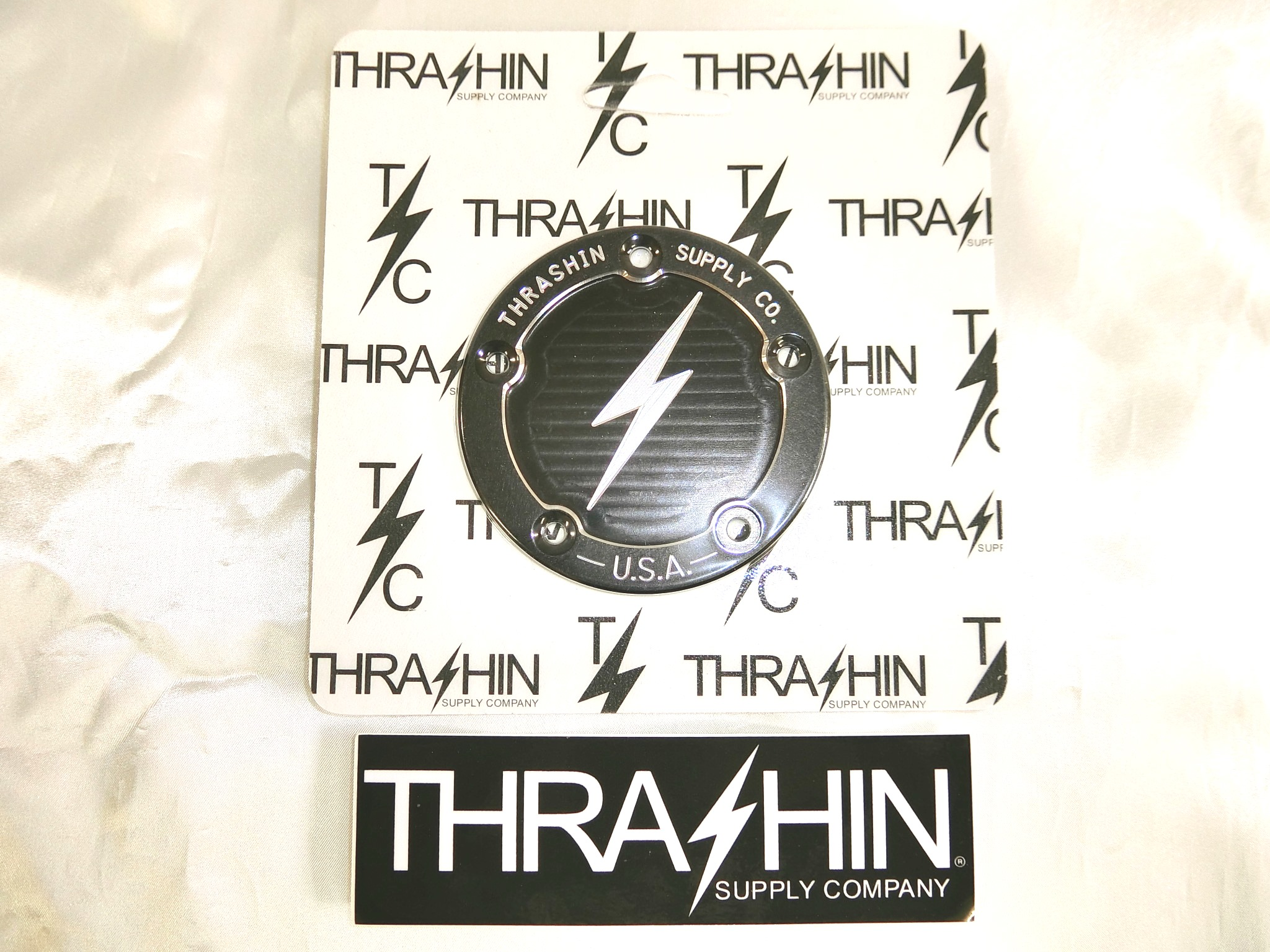 THRASHIN SUPPLY・TC用★Dishd ポイントカバーBL