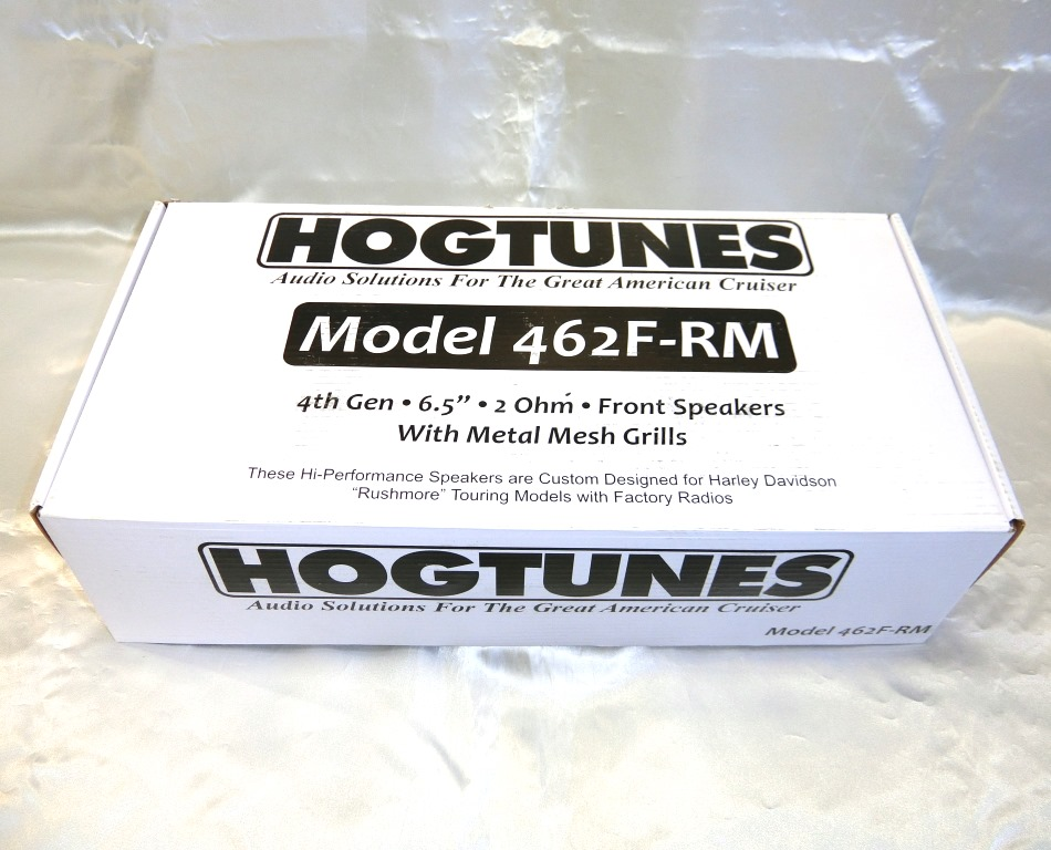 "HOGTUNES・2014〜 ツーリング★GEN4 6.5""スピーカーキット"
